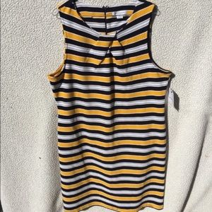 NWT Liz Claiborne Dress Sleeveless Women's 16